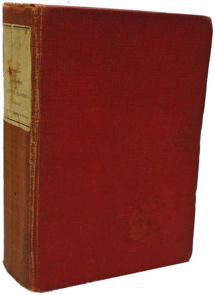 Stories of Boccaccio (The Decameron), Translated from the Italian into English with Original Etchings by Leopold Flameng