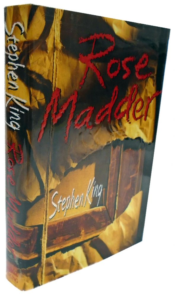 Rose Madder. Stephen King.