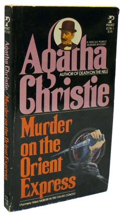 Murder on the Orient Express. Agatha Christie
